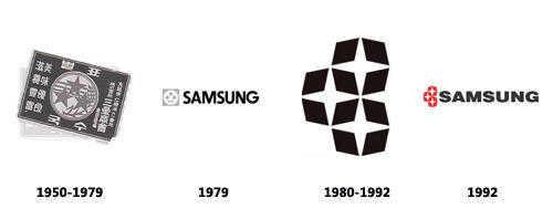 Логотипы Samsung