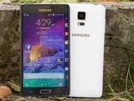 Samsung Galaxy Note Edge белый