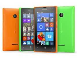 Lumia 435 и Lumia 532