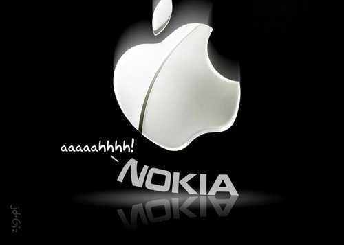 apple превзошла nokia