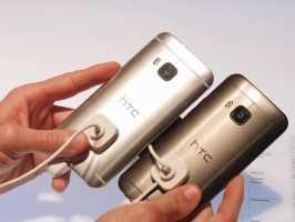 HTC One M9 разные цвета