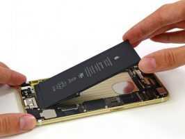 батарея iPhone 6