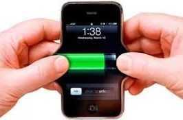 увеличение заряда батареи