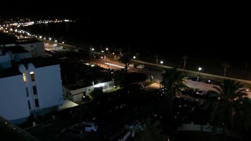 xiaomi mi3 пример снимка камеры ночью