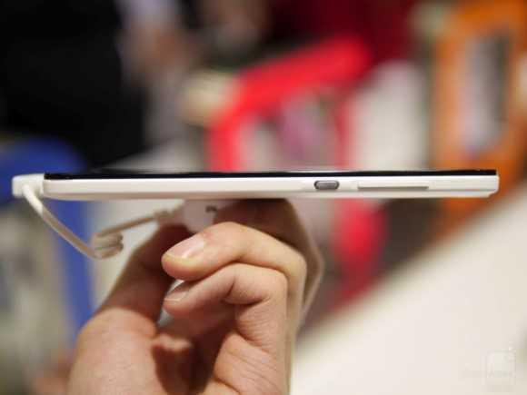 толщина Huawei Honor 4X