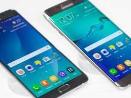 Galaxy Note 5 и Galaxy S6 edge+