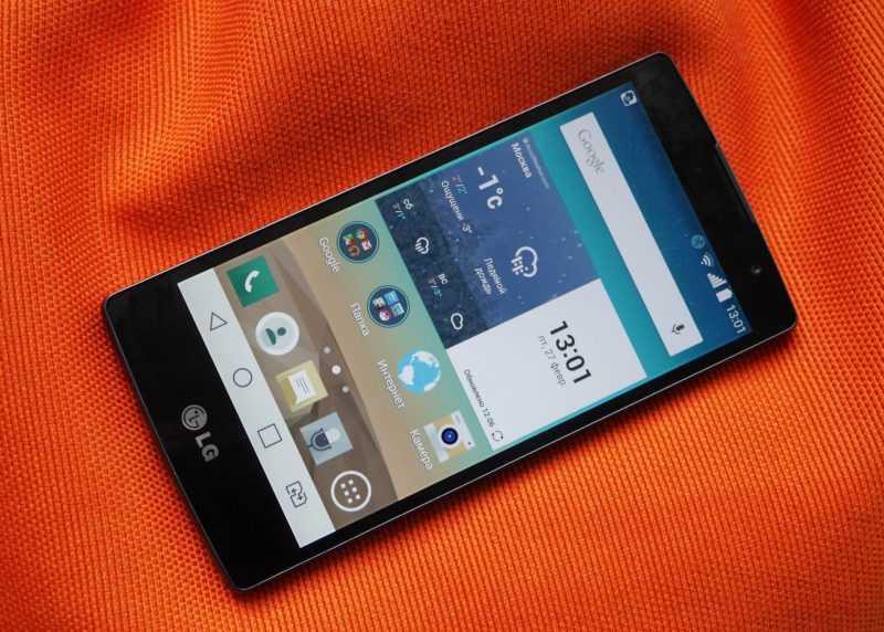 Смартфон LG Spirit Y70 H422