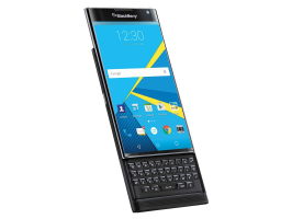BlackBerry Priv показан на видео
