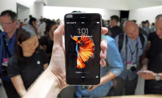 Дешевле всего iPhone 6S стоит в США