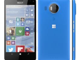 Microsoft Lumia 950 XL и Lumia 950