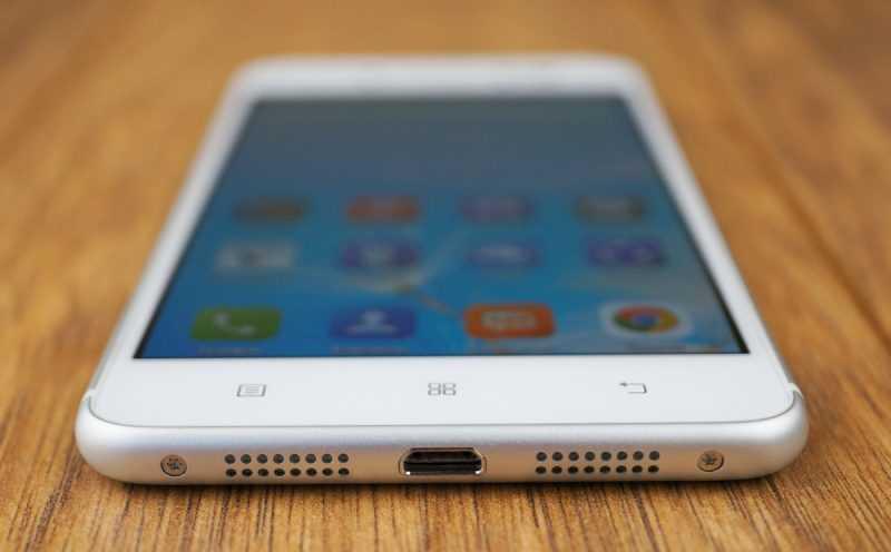 Lenovo S90 решетка динамика как у iPhone
