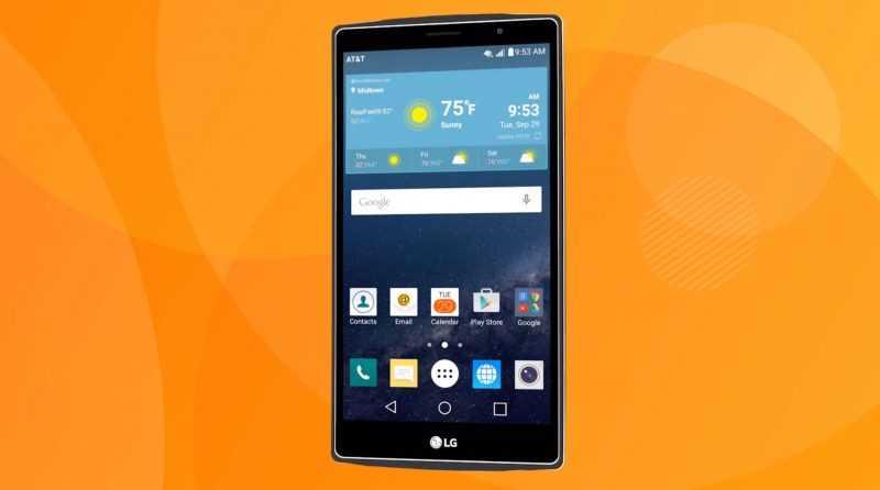 Анонсирован LG G Vista 2