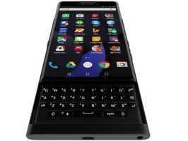 Опубликовано промо-видео показывающее BlackBerry Priv во всей красе