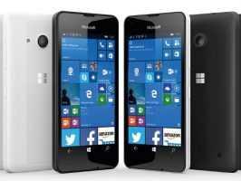 Официально представлен смартфон Windows Lumia 550