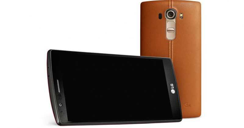 LG G4 получит Android 6 на следующей неделе