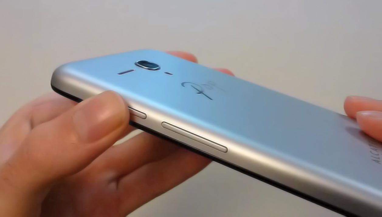 Обзор смартфона Alcatel OneTouch Pop 3