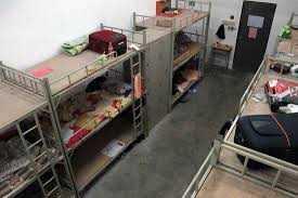 Общежитие в Foxconn