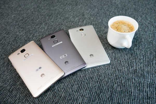 Huawei продала в 2015 году свыше 100 миллионов смартфонов