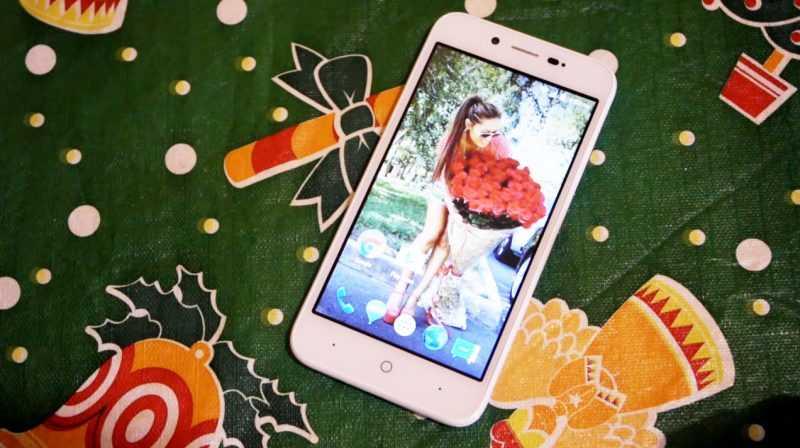 Обзор смартфона ZTE Blade L4