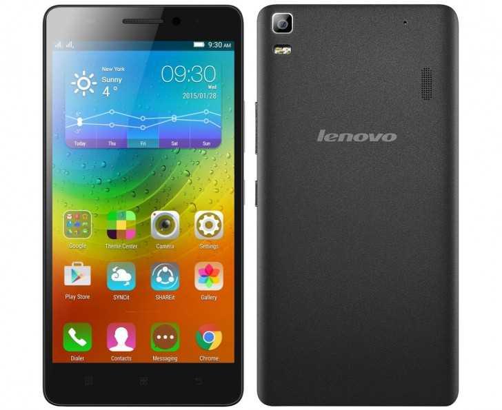 В продаже появился смартфон Lenovo A7000 Turbo