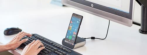 На MWC 2016 представлен HP Elite x3