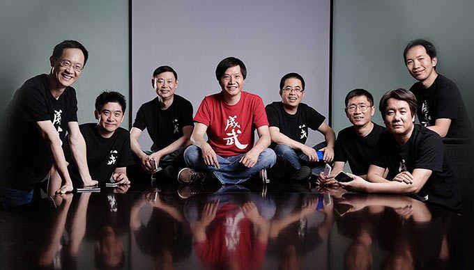 Картинки по запросу xiaomi создатель