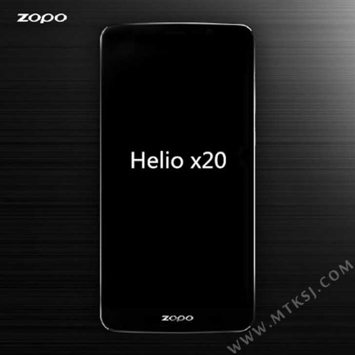 ZOPO Speed 8 представят на MWC 2016