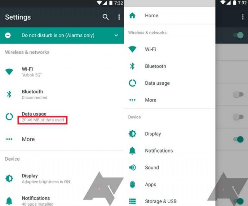 Опубликованы скриншоты Android N