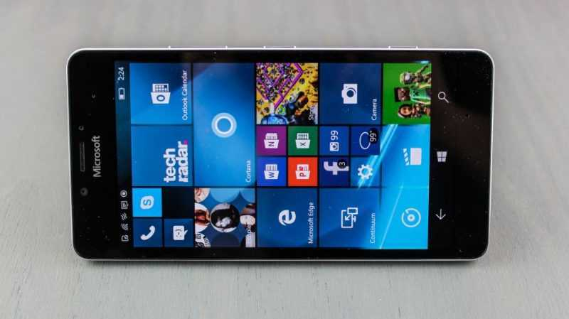 Lumia 950 и 950 XL научатся просыпаться по двойному постукиванию