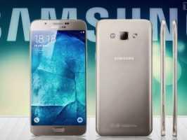 Samsung Galaxy A8 начал получать патч безопасности