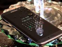 Samsung Galaxy Note 6 получит влагозащиту и сканер радужной оболочки
