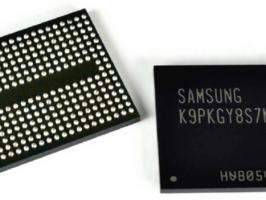 Samsung будет снабжать NAND-модули экранированным напылением