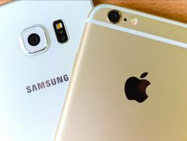 Apple заказывает у Samsung AMOLED-дисплеи
