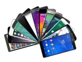Продажи смартфонов пошли на спад