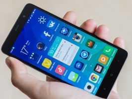 Обзор Xiaomi Redmi Note 3 Pro в руке
