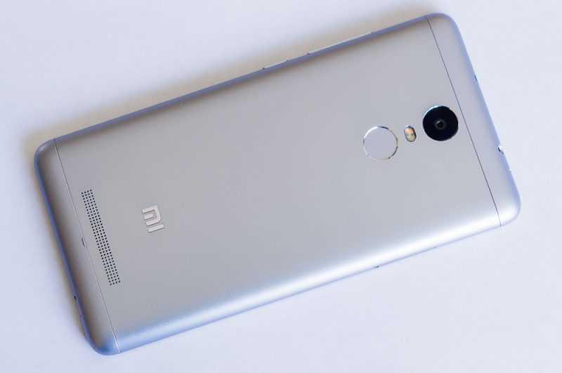 Тыльная панель Xiaomi Redmi Note 3 Pro