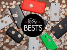 Бюджетные смартфоны 2016