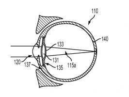Google хочет внедрить Android в человеческий глаз