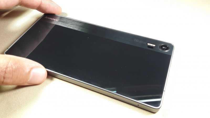 Обзор Lenovo Vibe Shot Z90