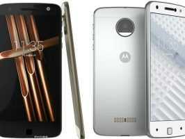 Ожидается выпуск двух моделей модульного смартфона Moto X4