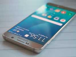 Стали известны некоторые характеристики Samsung Galaxy Note 6