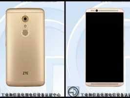 ZTE Axon 2 получит 2K-дисплей Sharp