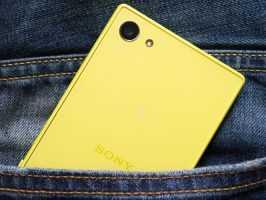 Обзор карманного флагмана - Sony Xperia Z5 Compact