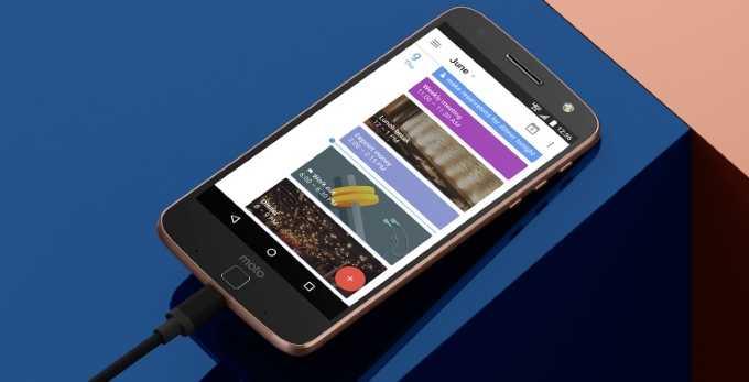 Вбенчмарке замечен новый смартфон Motorola XT1635