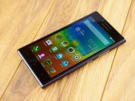 Обзор смартфона Lenovo P70
