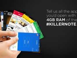 Lenovo выпустит новую версию K5 Note, оснащенную 4 Гб оперативной памяти