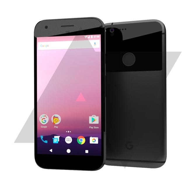 Изображение нового Nexus 2016 года от HTC появилось в сети