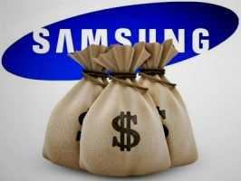Прибыль Samsung