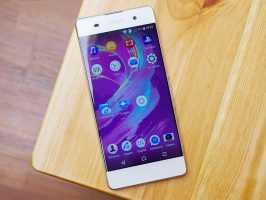 Обзор смартфона Sony Xperia XA (F3112)