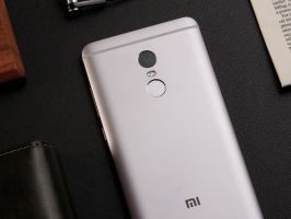 Xiaomi Redmi Note 4 задняя панель